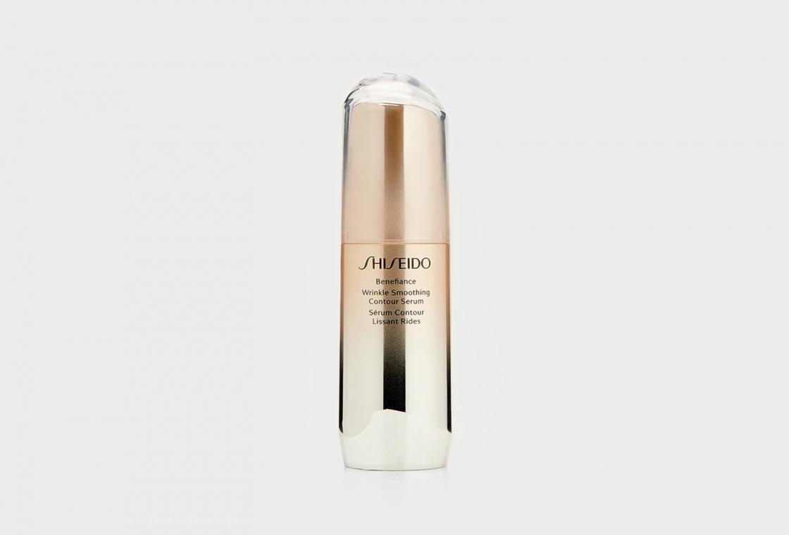 Моделирующая сыворотка, разглаживающая морщины  Shiseido BENEFIANCE WRINKLE SMOOTHING CONTOUR SERUM