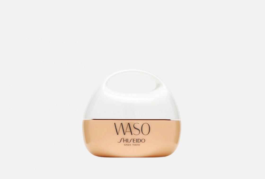 Гига-крем увлажняющий обогащенный Shiseido WASO GIGA-HYDRATING RICH CREAM