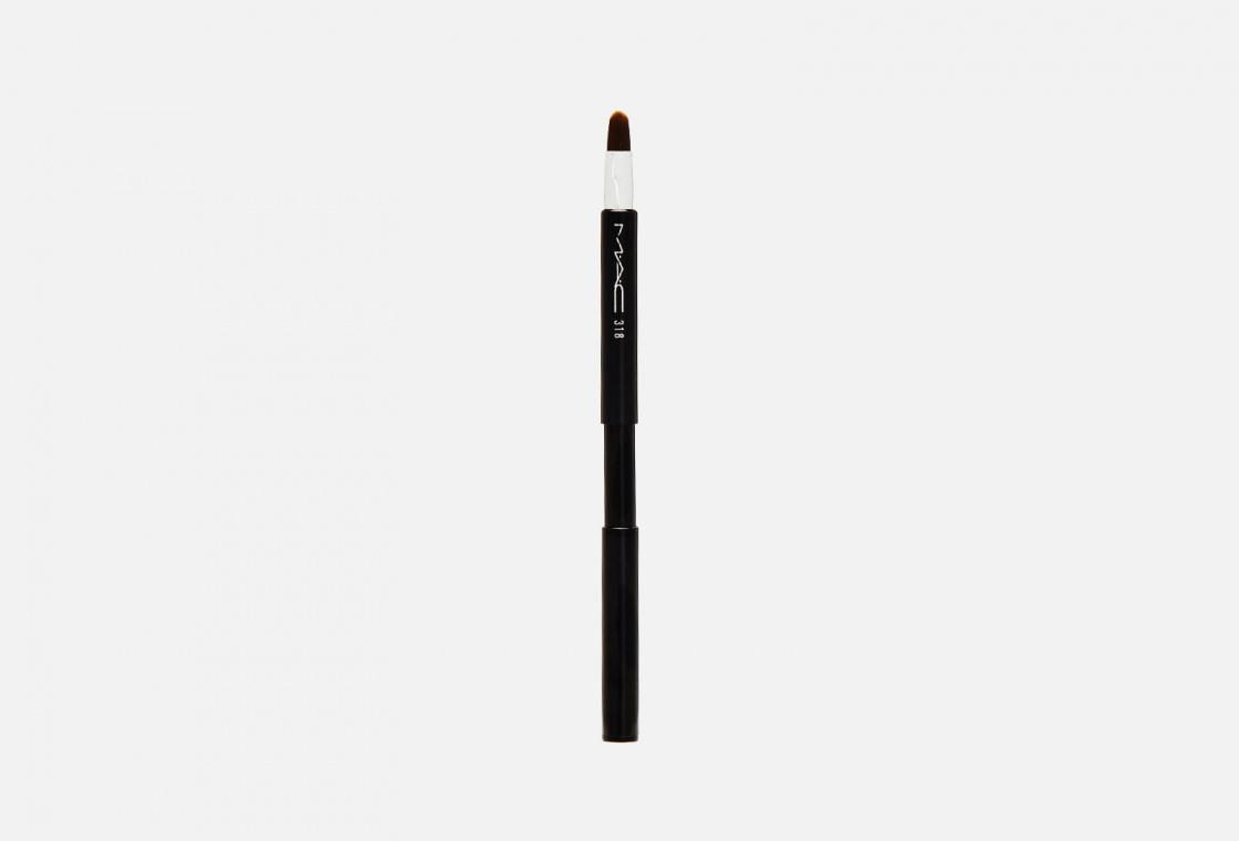 КИСТЬ КОСМЕТИЧЕСКАЯ MAC #318 Retractable Lip Brush