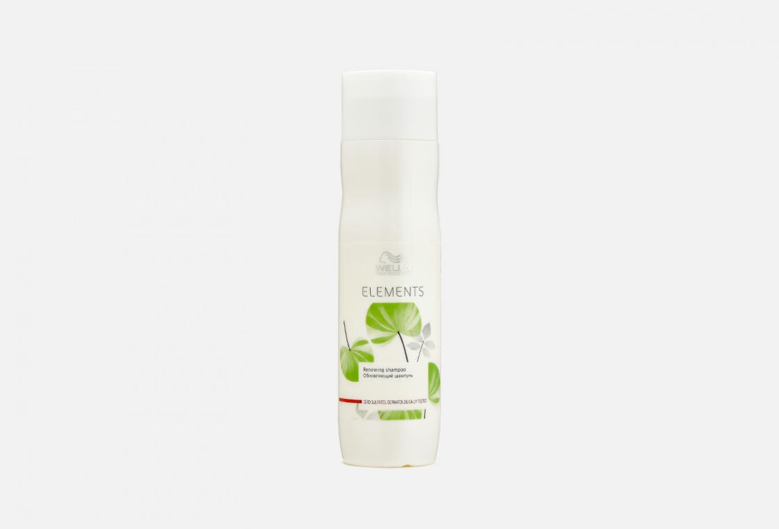 Шампунь для волос обновляющий Wella Professionals Elements Renewing Shampoo
