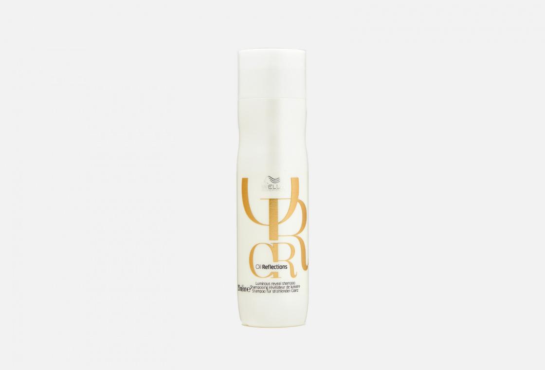 Шампунь для интенсивного блеска волос Wella Professionals Oil Reflections Luminous Reveal Shampoo