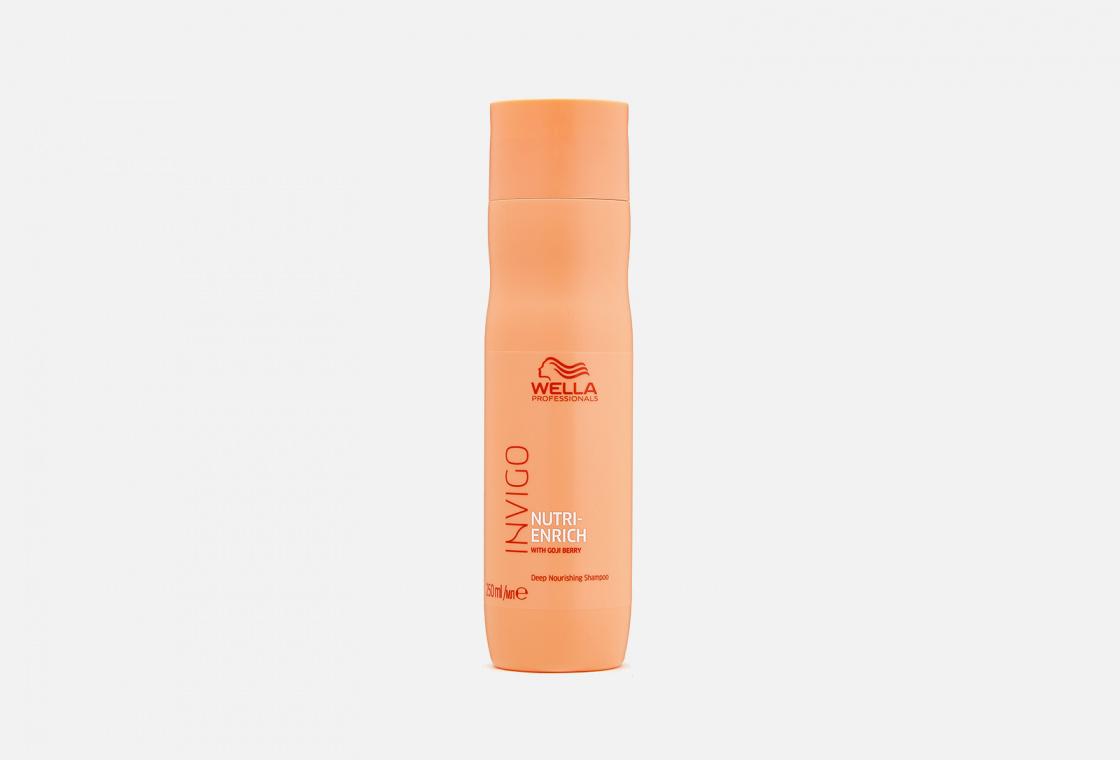 Шампунь для волос ультрапитательный Wella Professionals Invigo Nutri-Enrich Deep Nourishing Shampoo