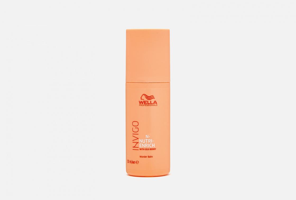 Крем-бальзам для волос питательный Wella Professionals Nutri-Enrich