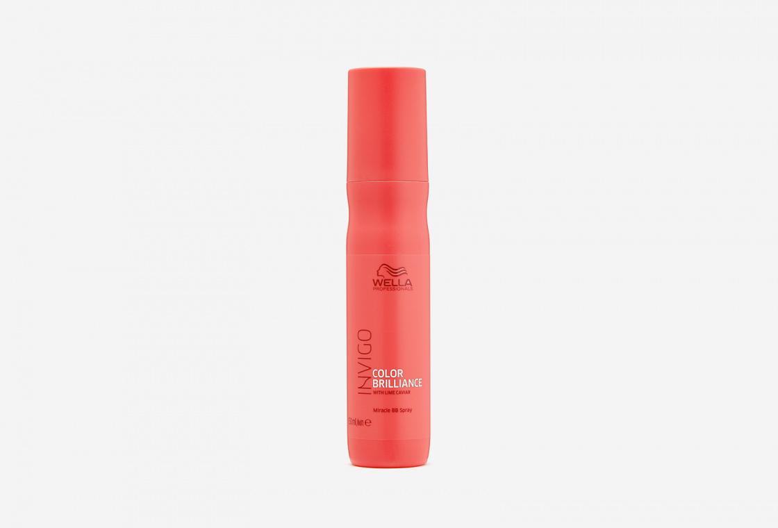 Бьюти-спрей для волос несмываемый Wella Professionals Color Brilliance