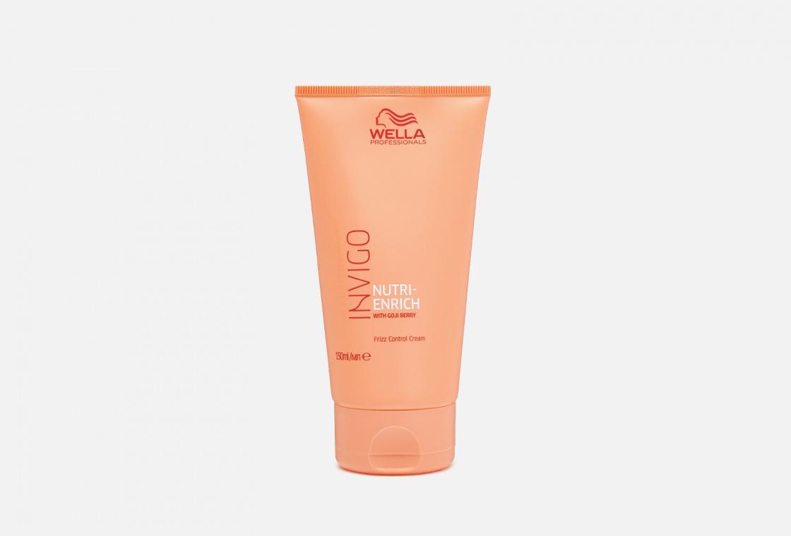 Крем-флюид для волос  разглаживающий Wella Professionals  Nutri-Enrich