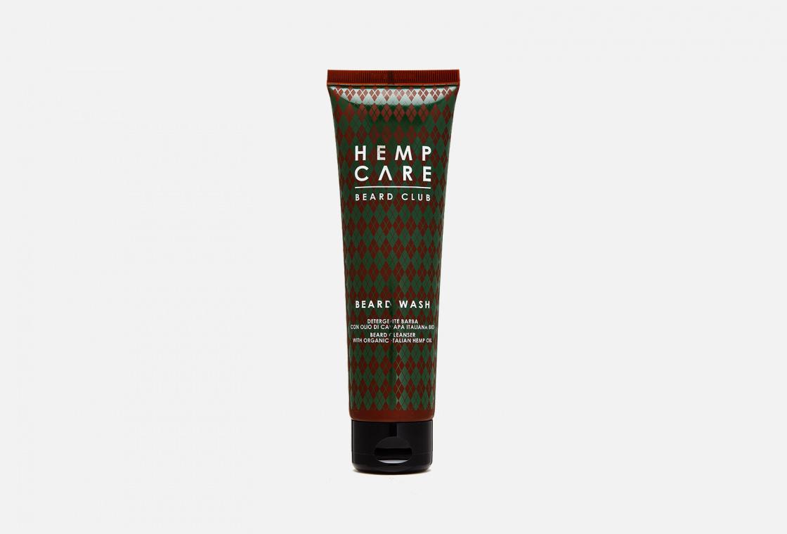 Очищающее средство для бороды HEMP CARE BEARD WASH