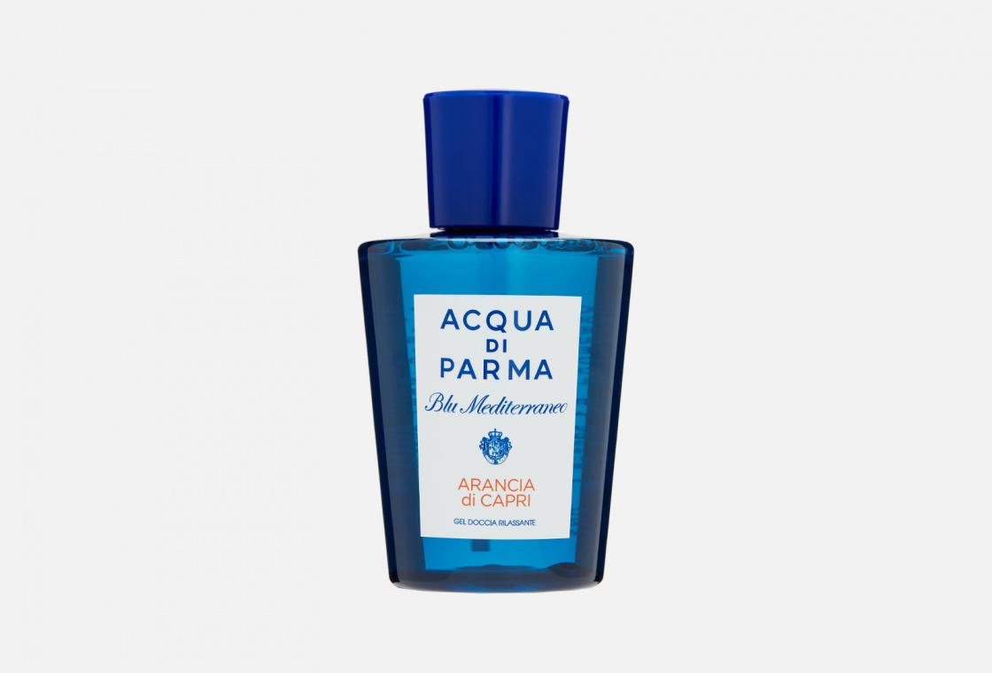 Расслабляющий гель для ванны и душа  Acqua di Parma ARANCIA DI CAPRI