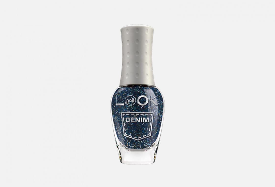 Лак для ногтей  nailLOOK Trends Denim