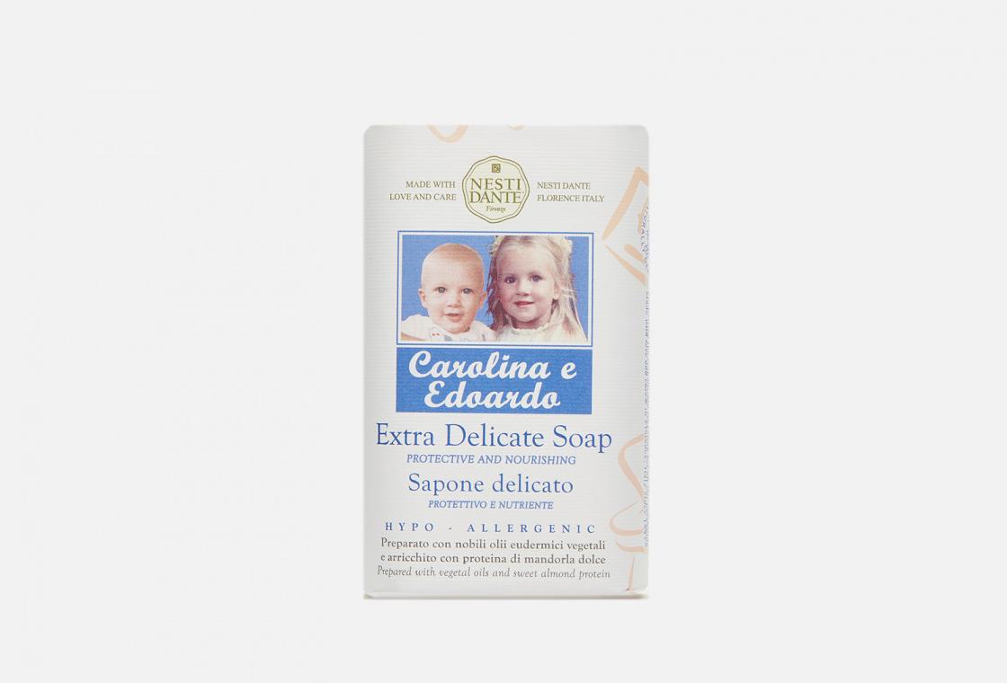 Мыло туалетное Nesti Dante Extra delicate Carolina and Edoardo