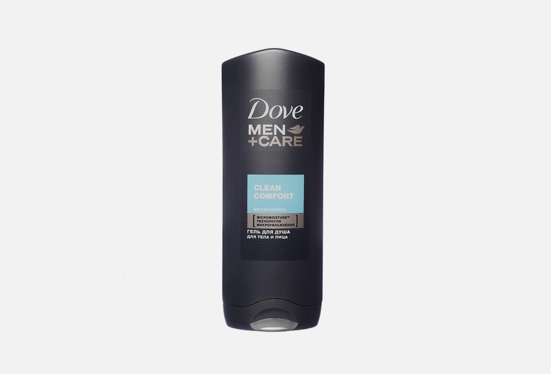 Гель для душа  Dove Men+Care Чистота и Комфорт