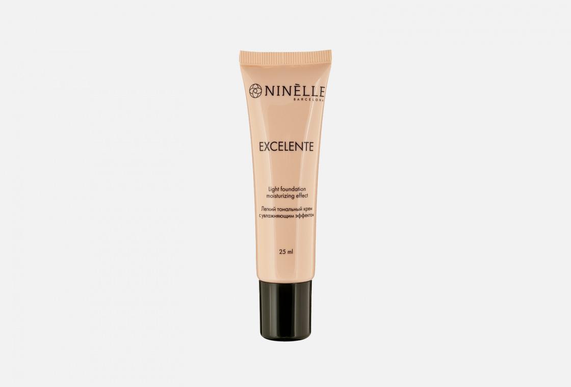 Тональный крем легкий с увлажняющим эффектом для лица NINELLE EXCELENTE