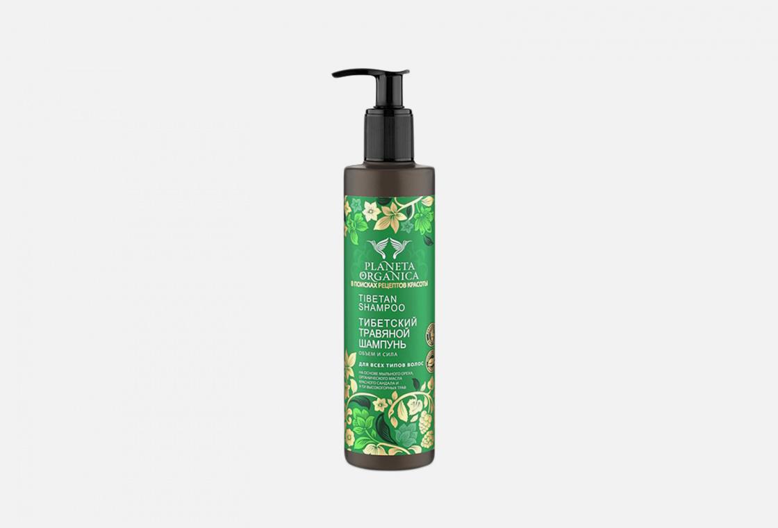 Шампунь для волос  Planeta Organica Tibetan