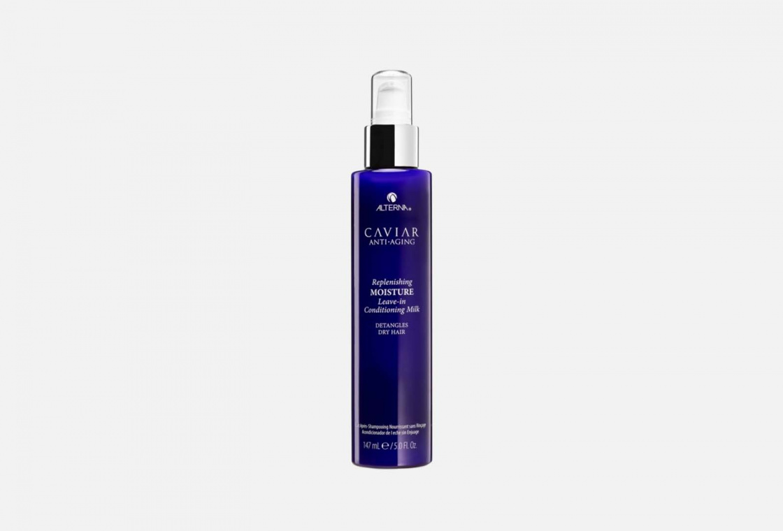 Несмываемое молочко-кондиционер для волос ALTERNA Anti-Aging Replenishing Leave-in