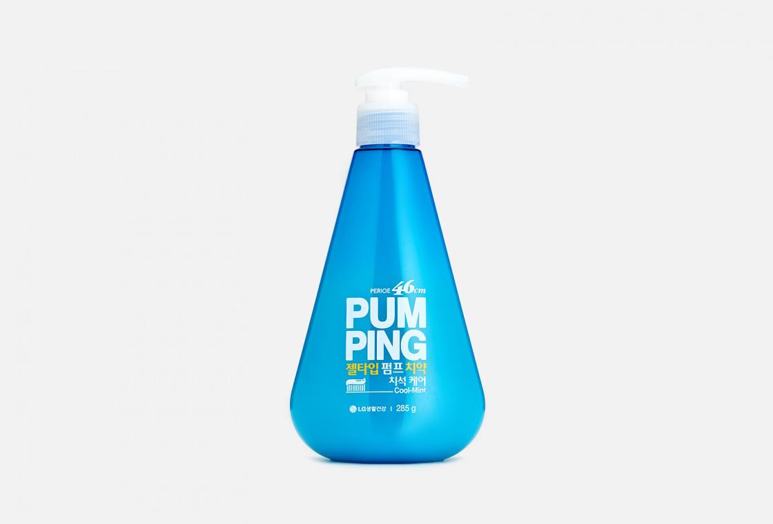 Зубная паста PERIOE Original Pumping Toothpaste