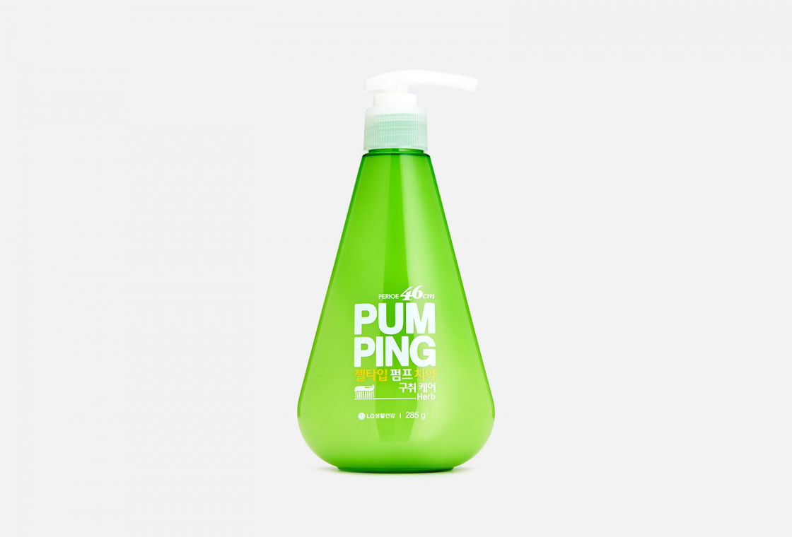 Зубная паста PERIOE Breath Care Pumping Toothpaste