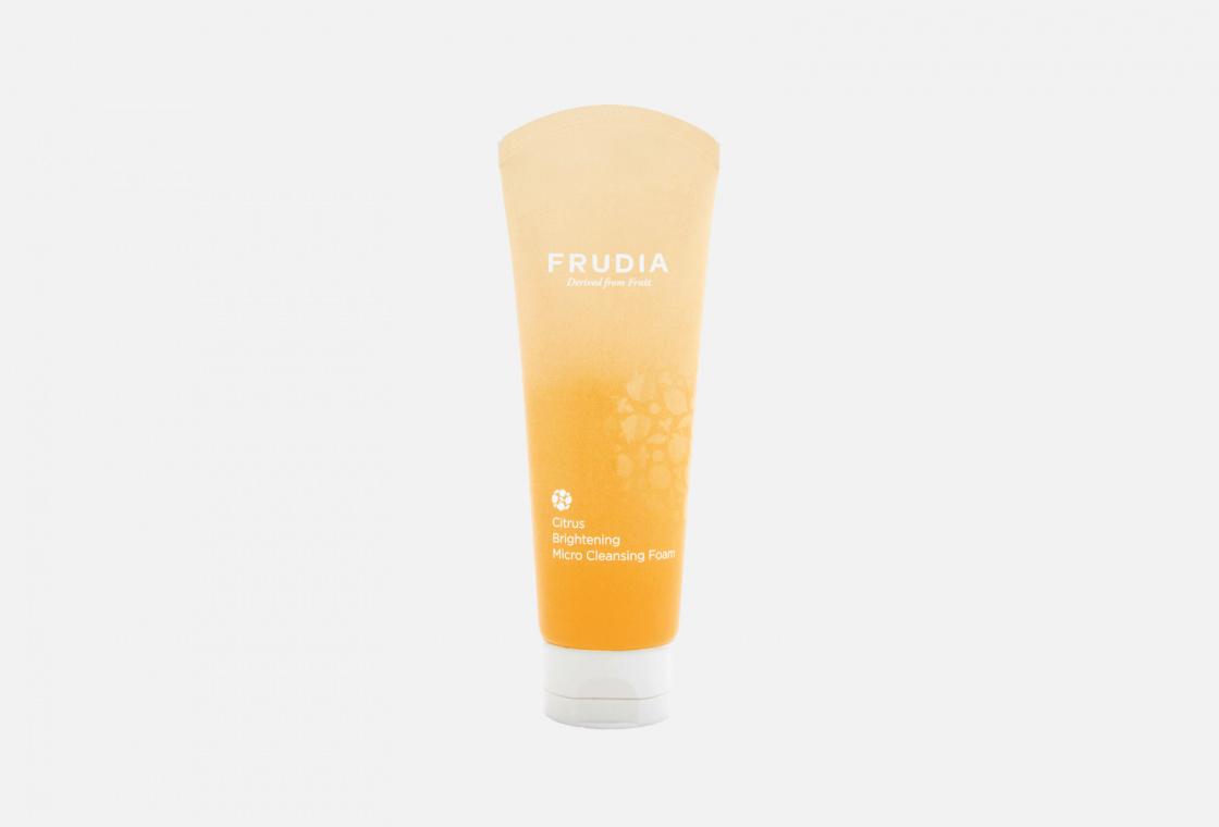 Пенка для улучшения цвета лица  Frudia Citrus