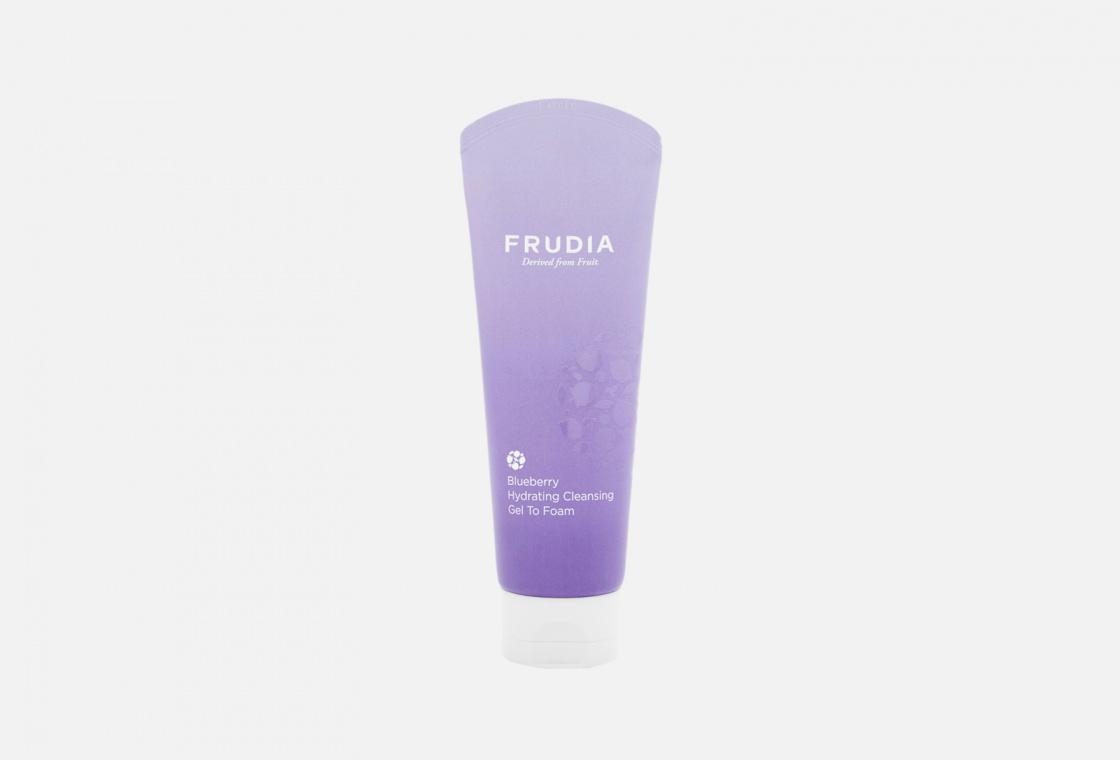 Пенка увлажняющая  Frudia Blueberry