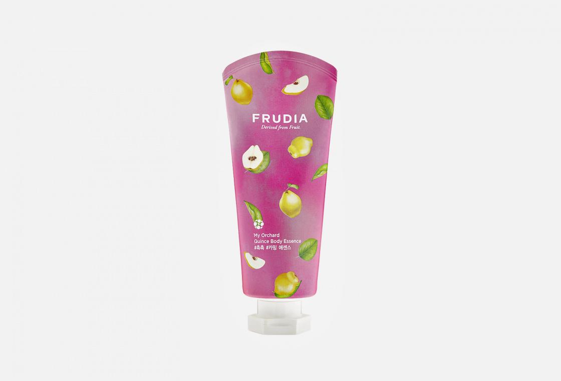 Молочко для тела Frudia С айвой