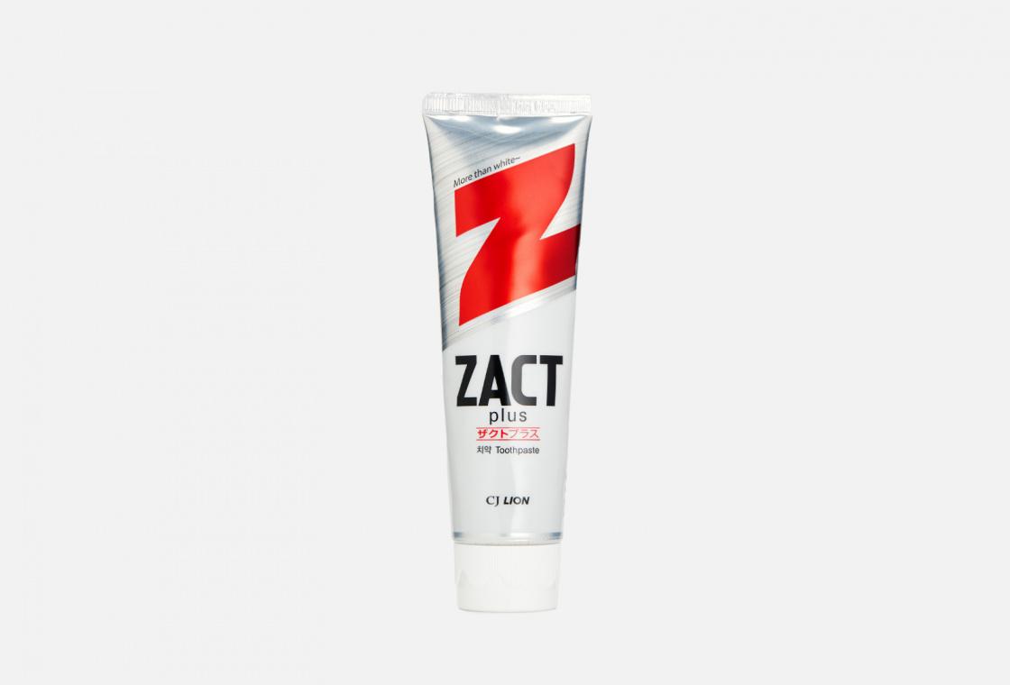 Отбеливающая зубная паста   CJ LION Zact Lion