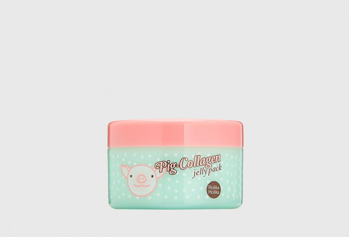 Маска для лица  Holika Holika Pig-Collagen jelly pack