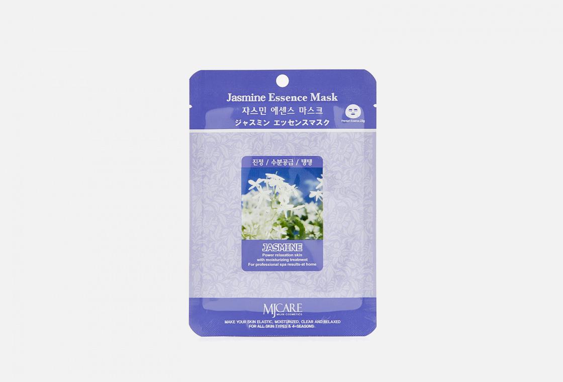 Маска тканевая жасмин  Mijin Care Jasmine Essence Mask
