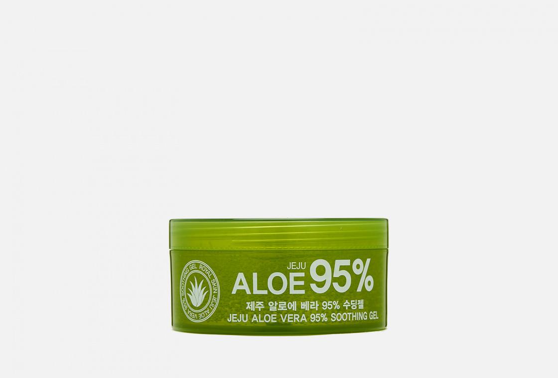Многофункциональный гель для лица и тела Royal Skin Aloe