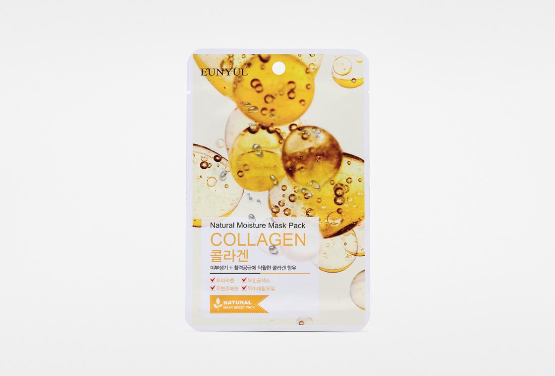 Коллагеновая маска EUNYUL Natural Moisture Mask Pack Collagen