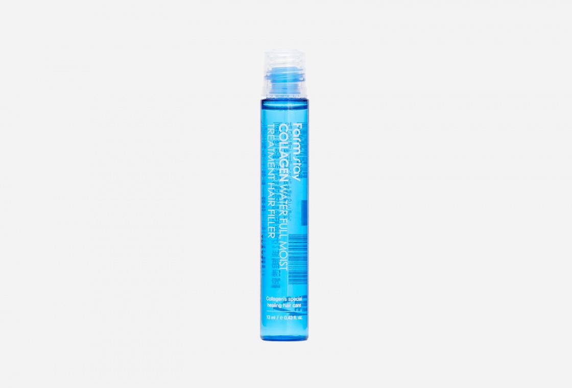 Филлер для волос увлажняющий с коллагеном Farm Stay COLLAGEN WATER FULL MOIST TREATMENT HAIR FILLER
