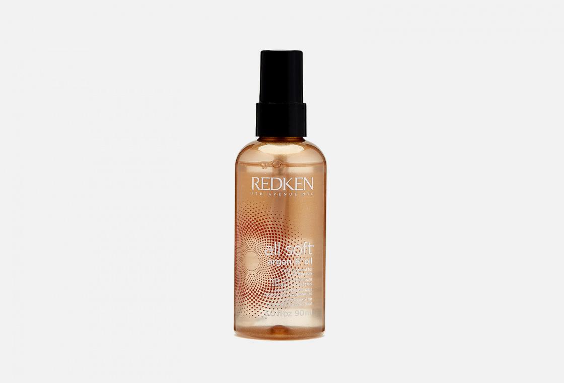 Аргановое масло для волос Redken All Soft