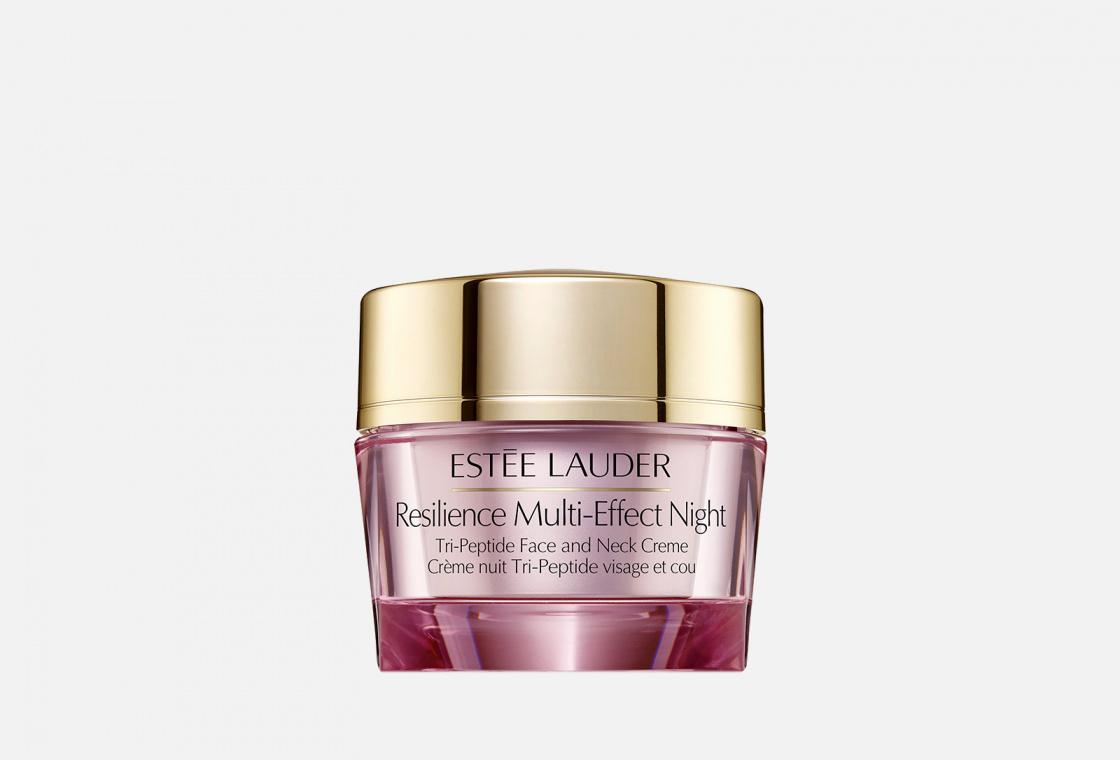 Ночной лифтинговый крем, повышающий упругость кожи лица и шеи  Estée Lauder Resilience Lift