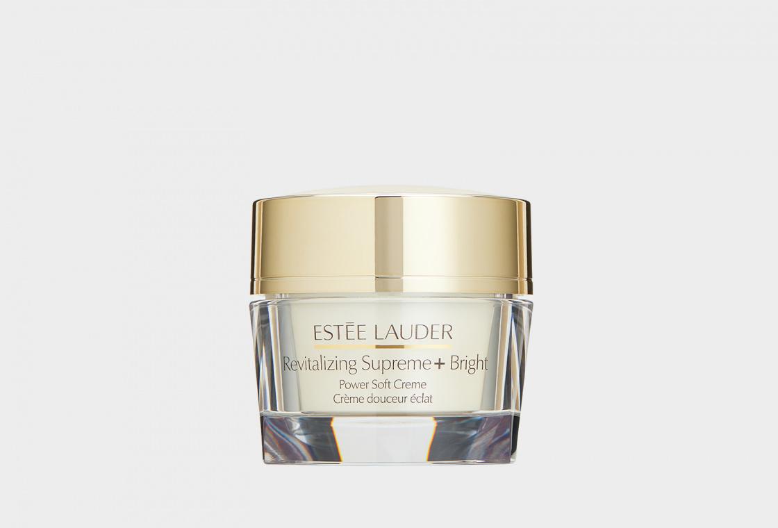 Крем для сохранения молодости кожи и выравнивания тона Estée Lauder Revitalizing Supreme+ Bright Power Soft Crème