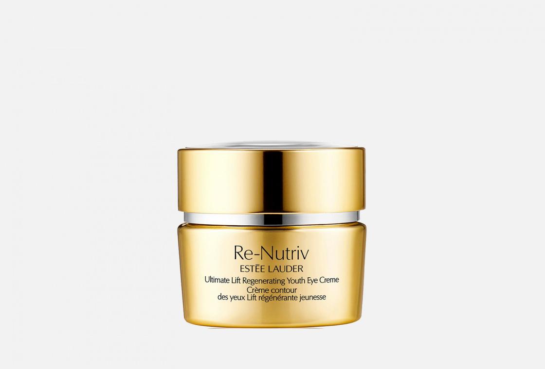Интенсивно омолаживающий крем для области вокруг глаз Estée Lauder Re-Nutriv Ultimate Lift Regenerating Youth Eye Crème