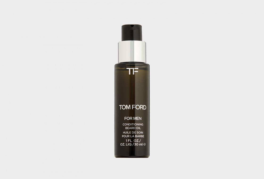 Масло для бороды Tom Ford BEARD OIL OUD WOOD
