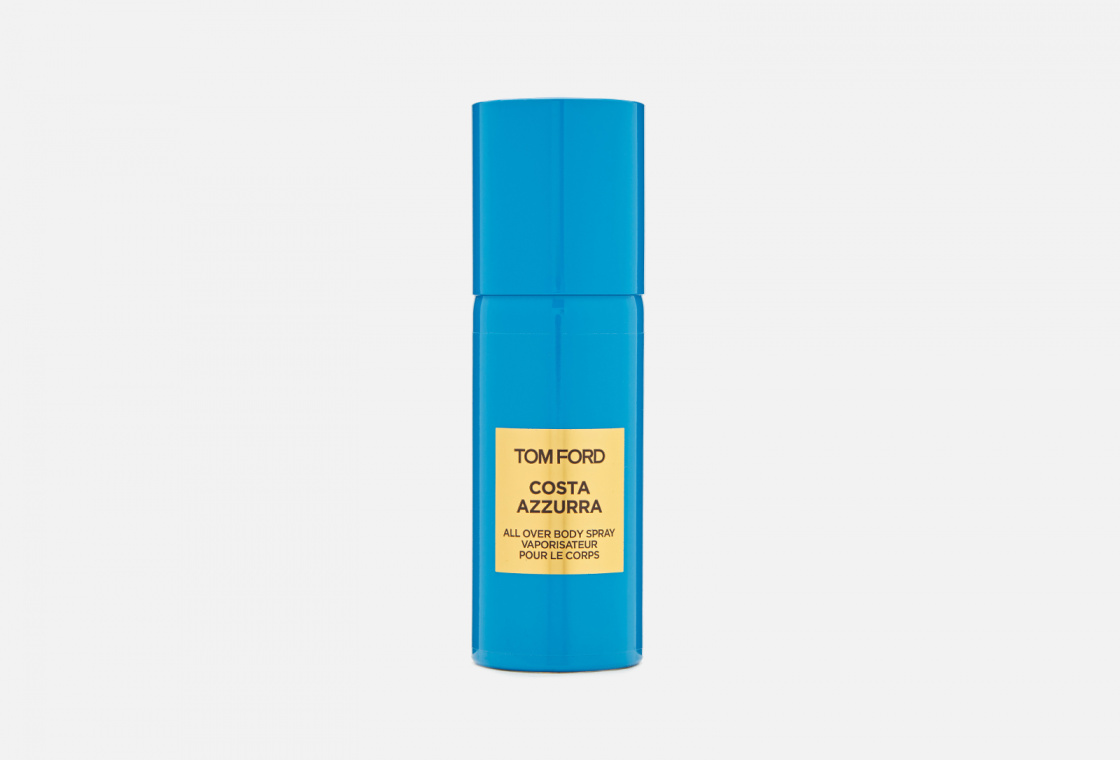 Спрей для тела парфюмированный Tom Ford COSTA AZZURRA BODY SPRAY