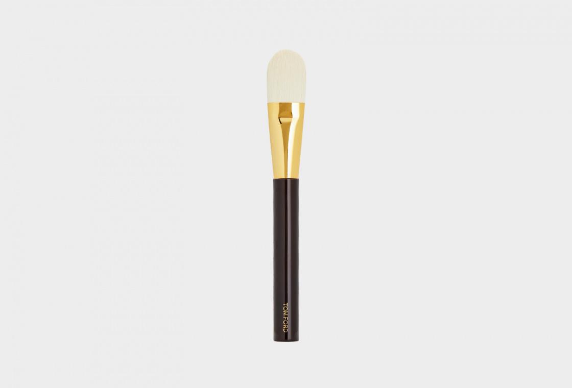 Кисть для крем-пудры Tom Ford Foundation Brush 01