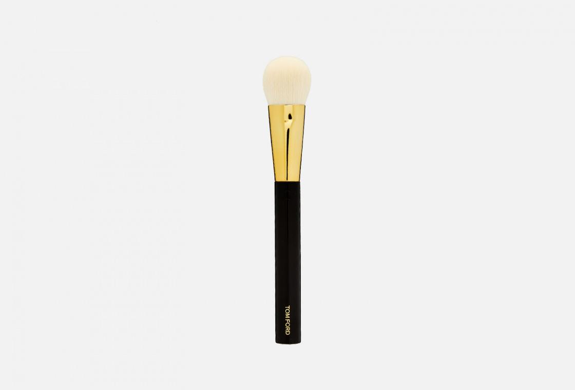 Кисть для крем-пудры Tom Ford Cream Foundation Brush 02