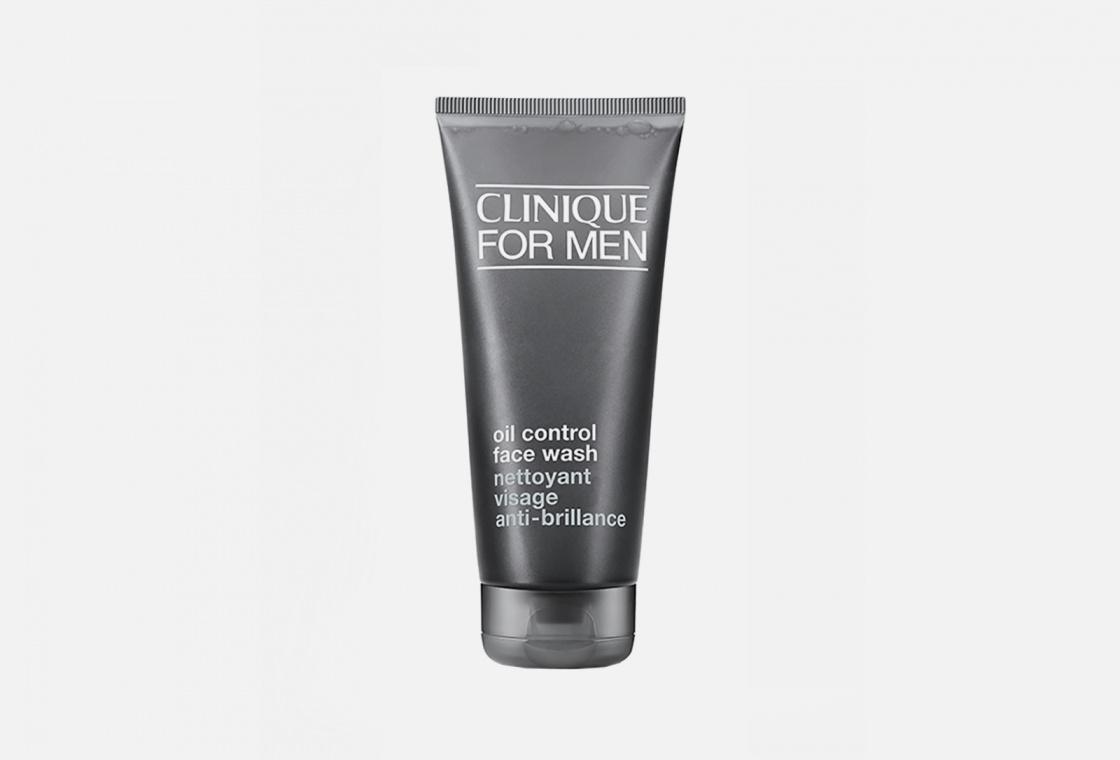 Жидкое мыло для жирной кожи  Clinique For Men Oil Control Face Wash