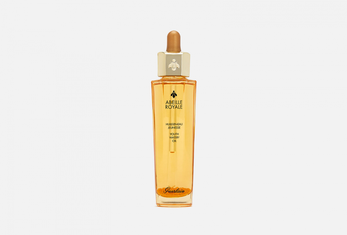 Лёгкое масло-сыворотка для лица Guerlain Abeille Royale