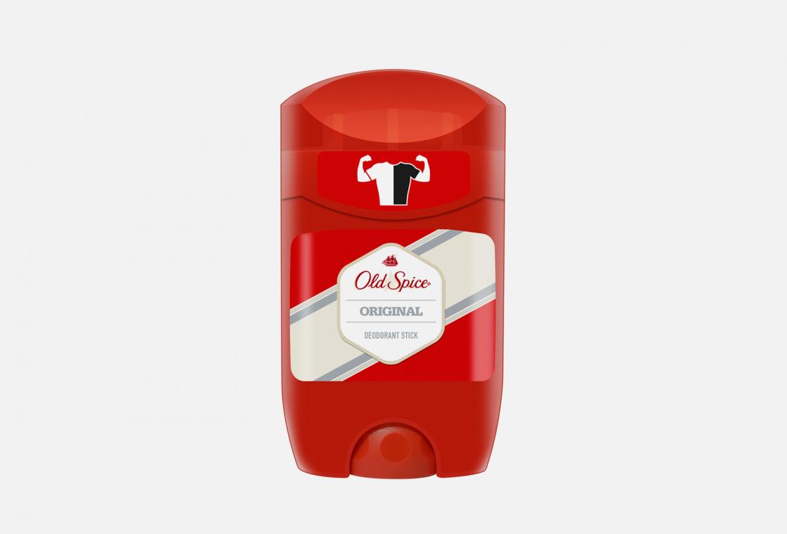 Твердый дезодорант Old Spice Original