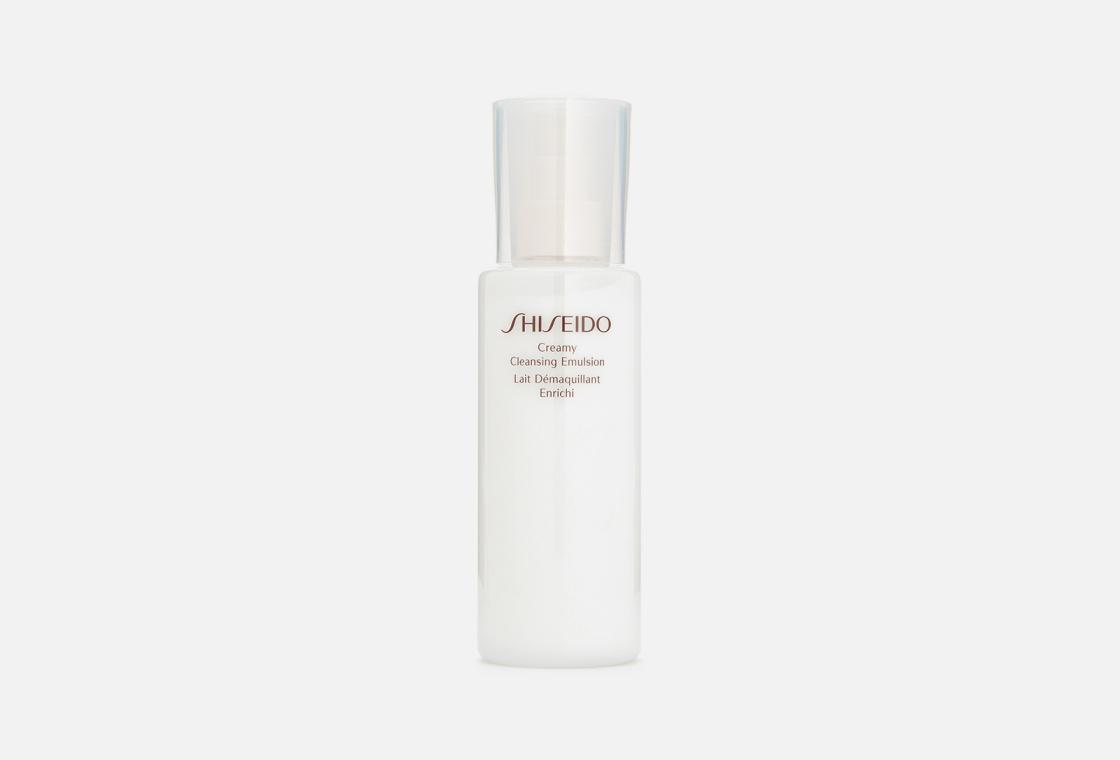 Очищающая эмульсия с кремовой текстурой Shiseido Creamy Cleansing Emulsion