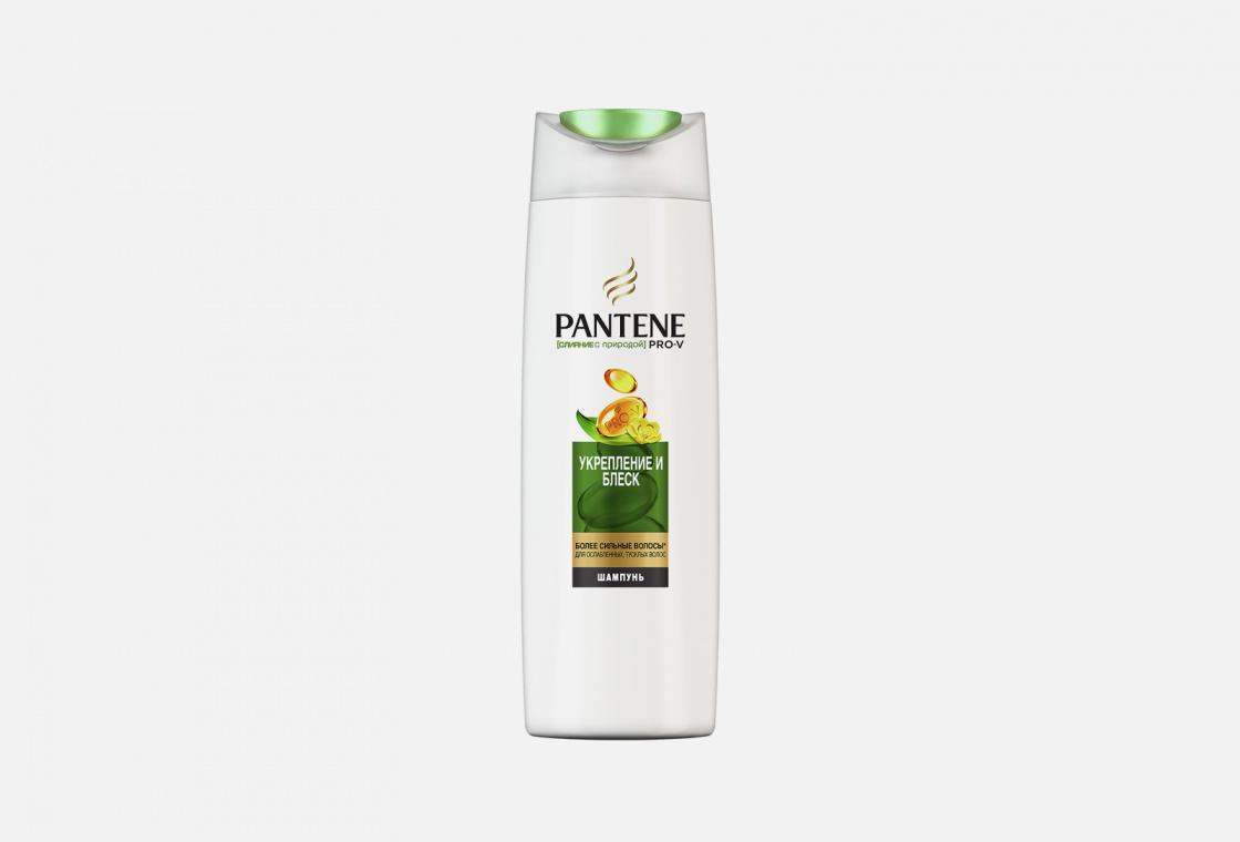 Шампунь  PANTENE  Pro-V Слияние с природой Укрепление и Блеск
