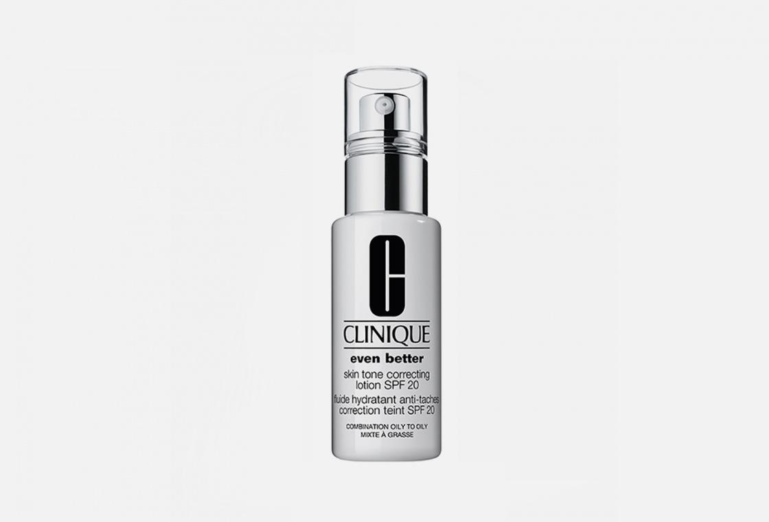 Средство для лица для комбинированной, жирной кожи  Clinique Even Better Skin Tone Correcting Lotion SPF20