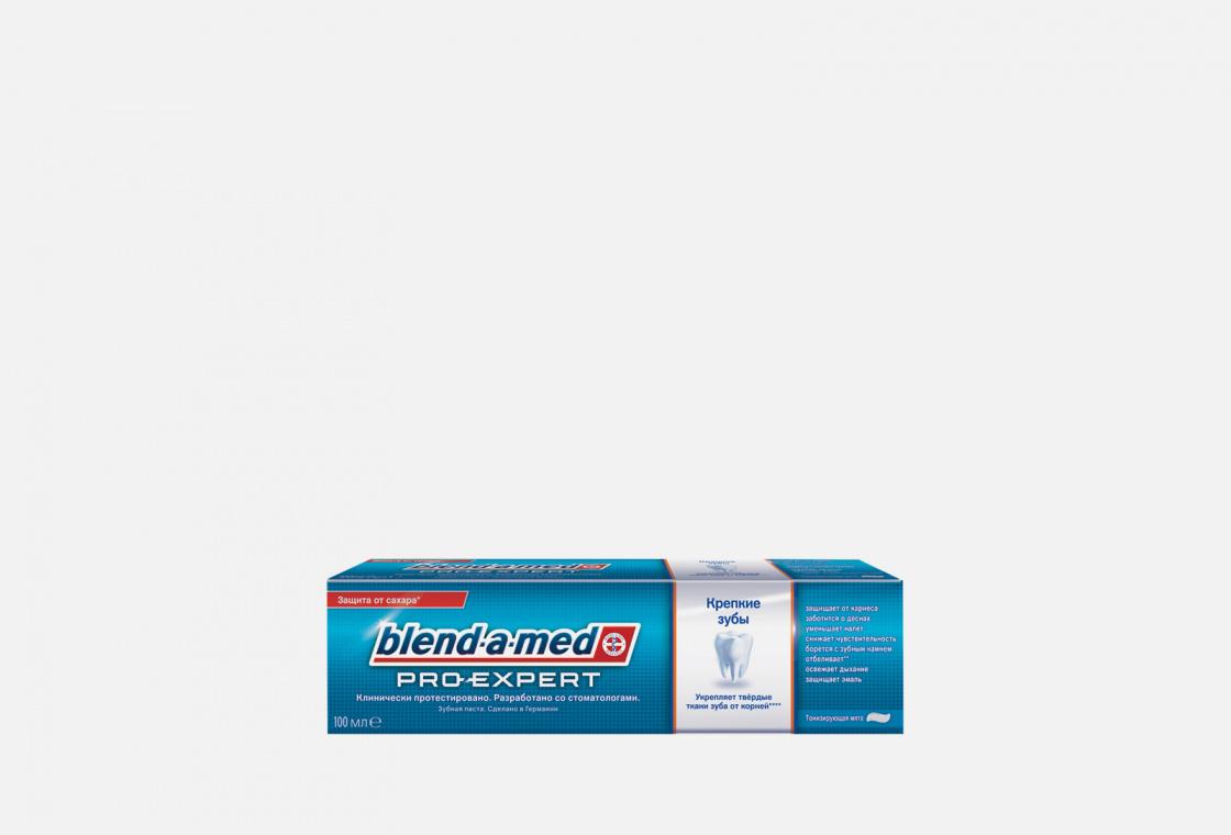 Зубная паста  Blend-a-med Про-эксперт Крепкие зубы Тонизирующая мята