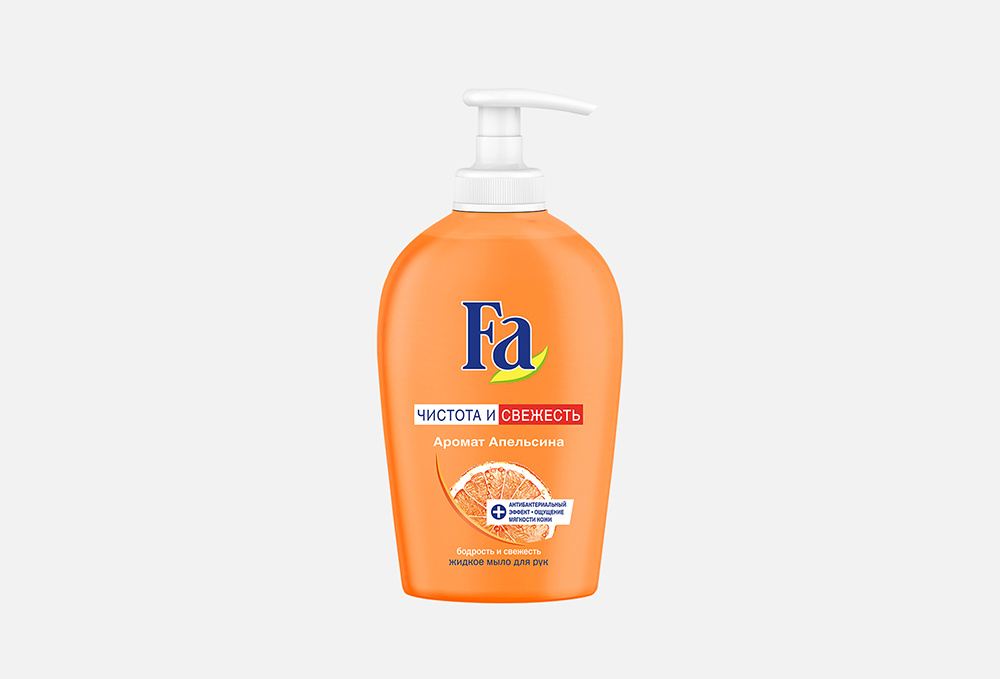 Мыло жидкое FA Апельсин