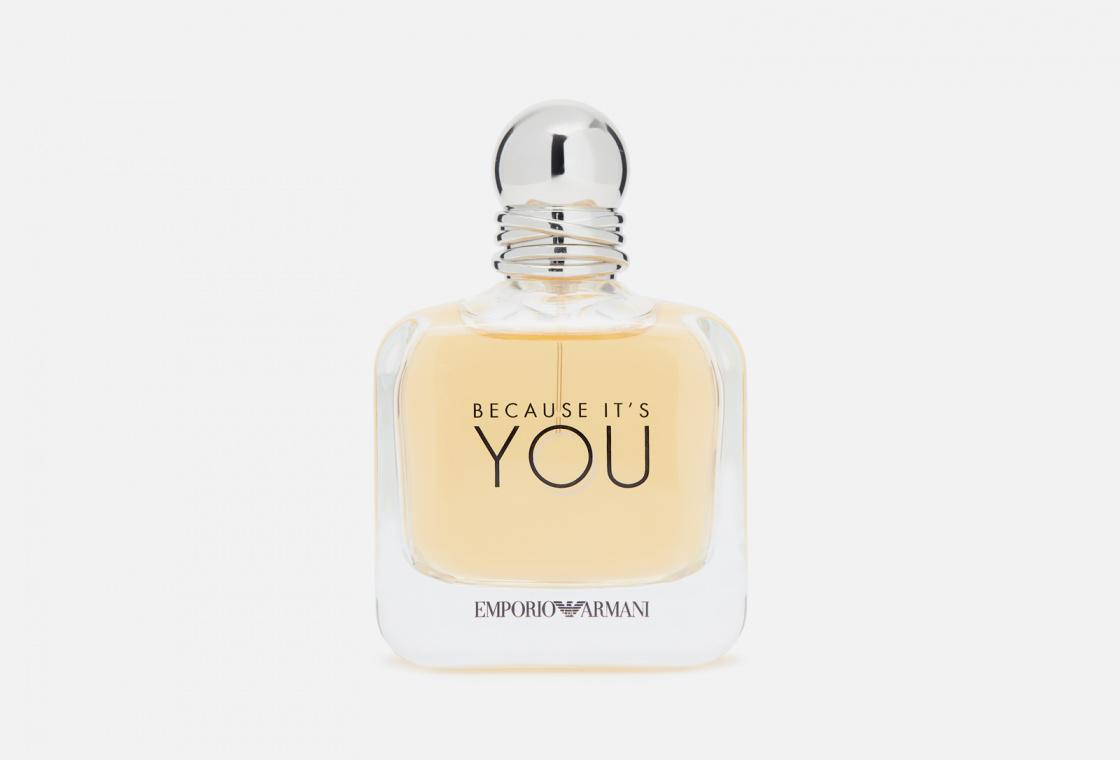 Парфюмерная вода  Giorgio Armani Because it's You