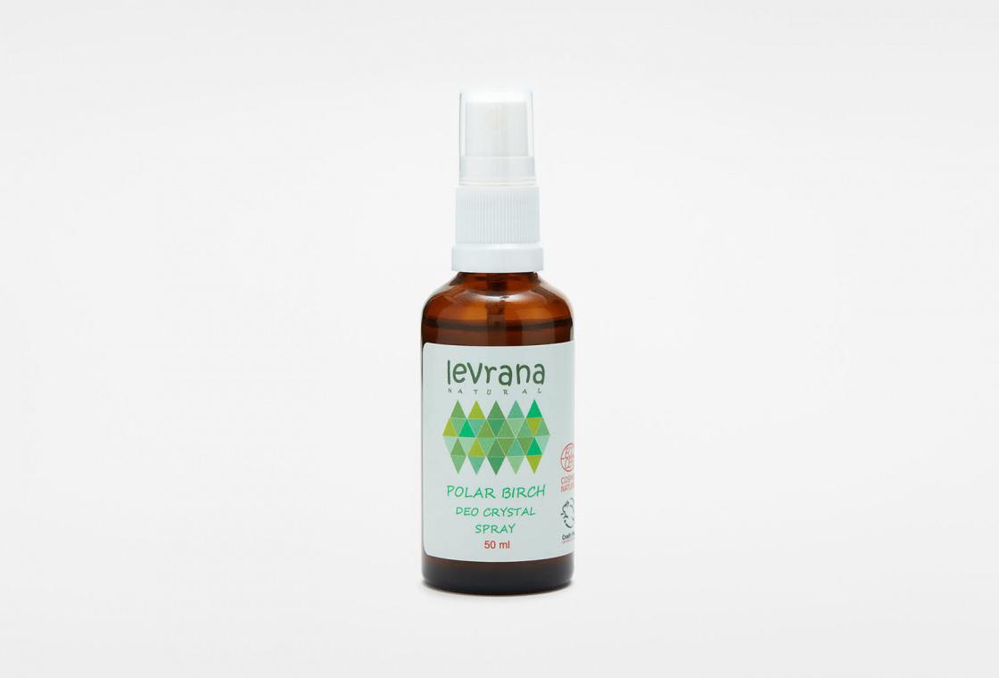 Дезодорант   Levrana Полярная береза