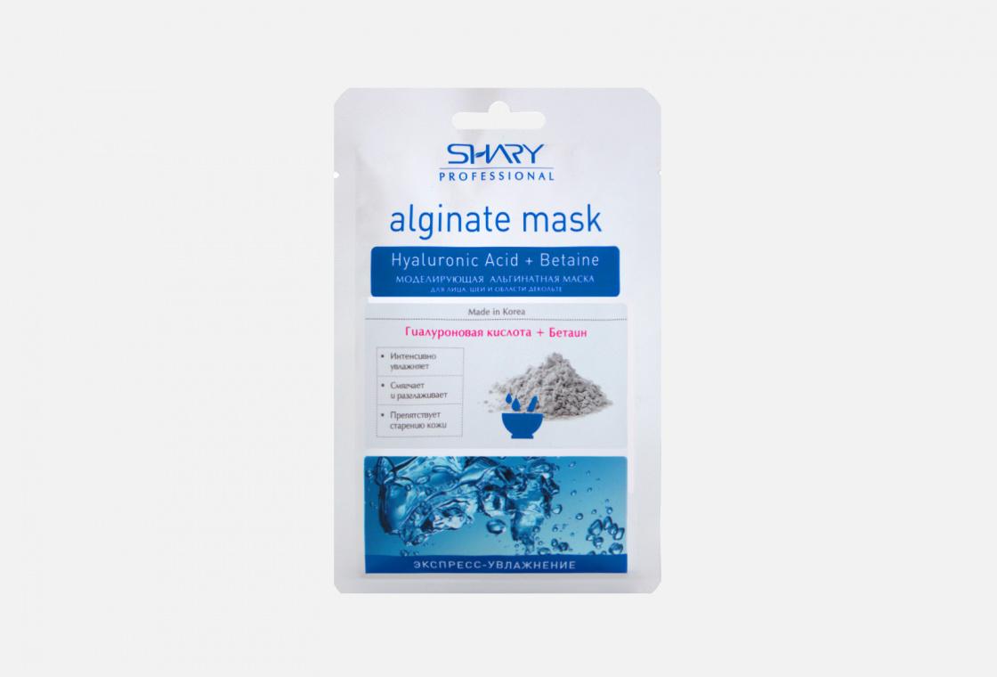 Маска для лица альгинатная Shary Экспресс-увлажнение