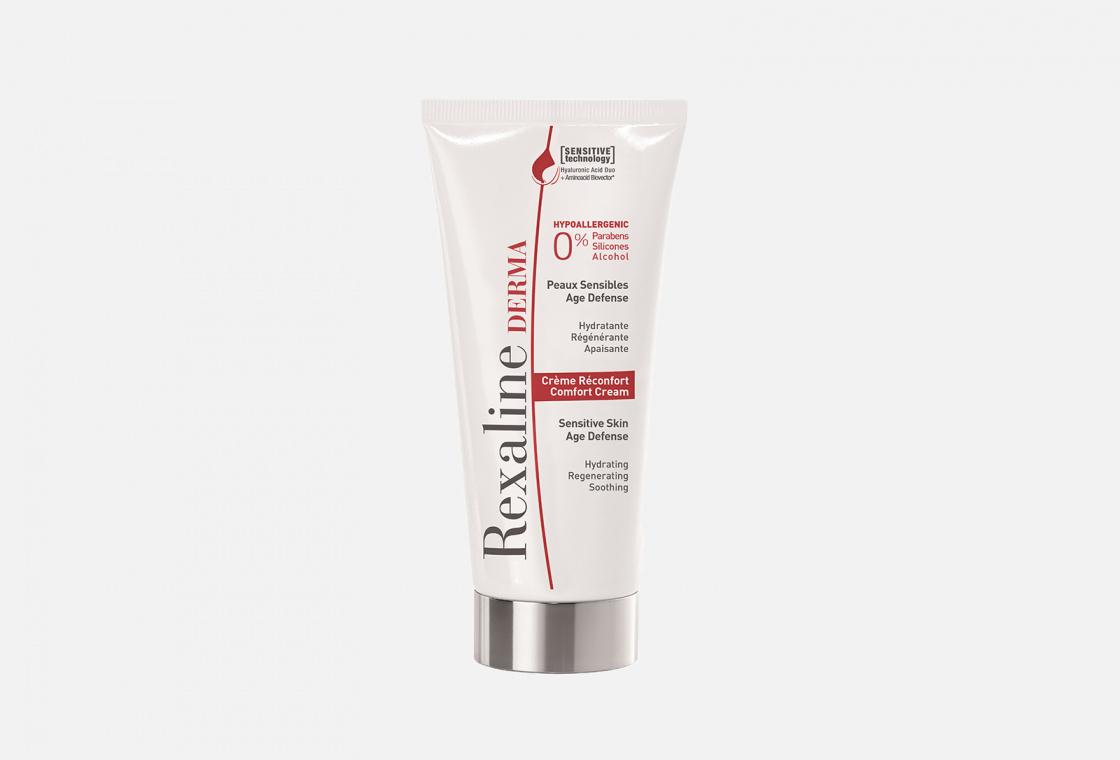Омолаживающий крем для чувствительной кожи лица Rexaline Derma