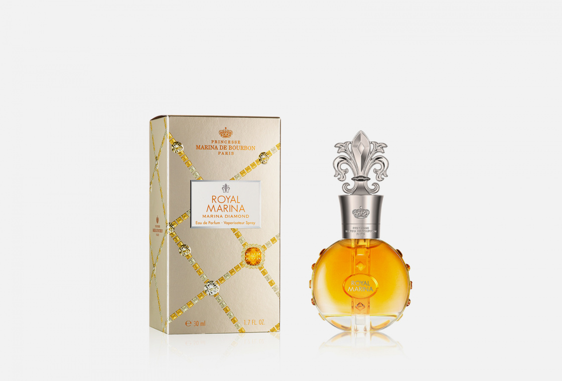 Парфюмерная вода Marina de Bourbon Diamond