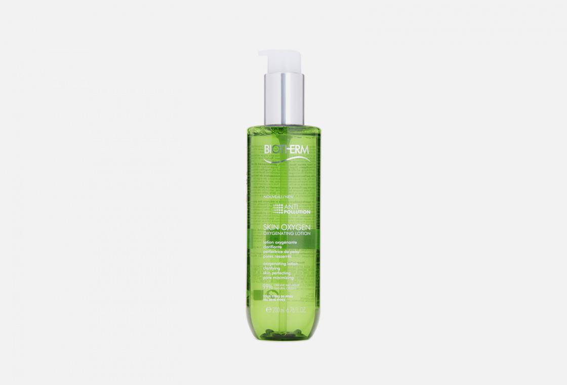 Очищающий лосьон для лица Biotherm  Skin Oxygen